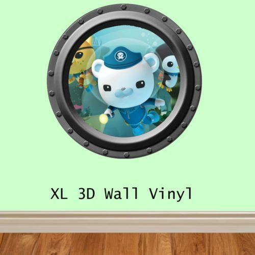 30 Best Mr M's Octonauts Bedroom Ideas Images On Pinterest Throughout Octonauts Wall Art (Image 3 of 20)
