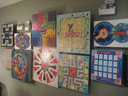 32 Best Retro And Classic Board Games Images On Pinterest Inside Board Game Wall Art (View 4 of 20)