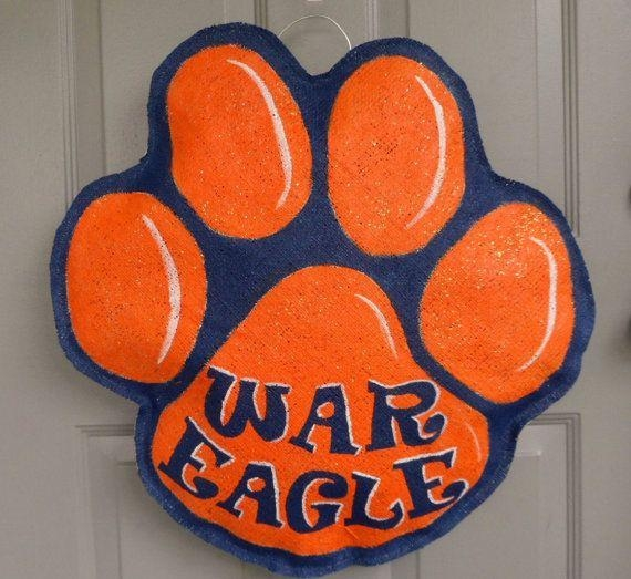 331 Best I Love Auburn Images On Pinterest | Auburn Tigers, Auburn With Auburn Wall Art (Image 2 of 20)