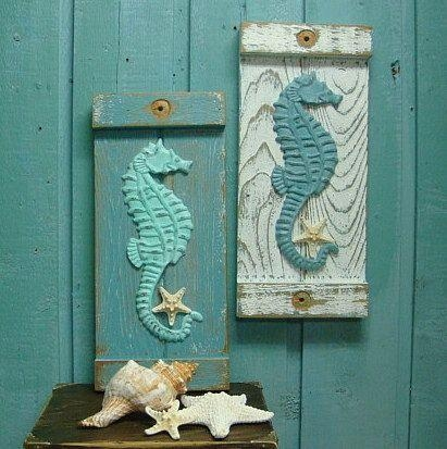 355 Best Sea Horse→Love Images On Pinterest | Seahorses, Seahorse With Sea Horse Wall Art (Image 3 of 20)
