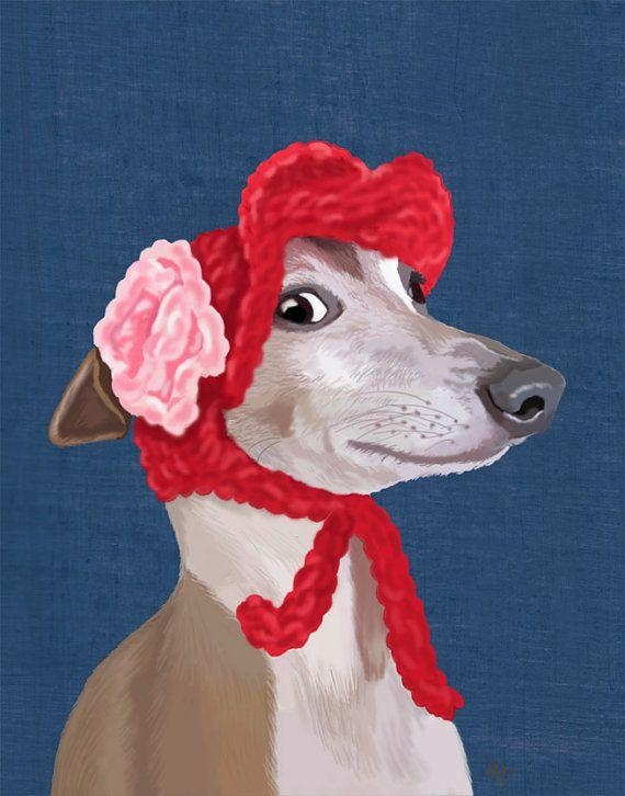 359 Best Italian Greyhounds And Chico Images On Pinterest In Italian Greyhound Wall Art (View 13 of 20)