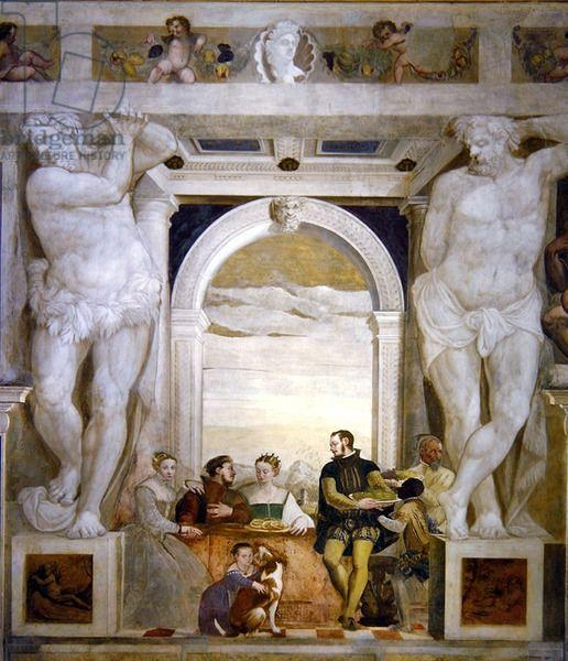 36 Best Fresco Images On Pinterest | Fresh, Painting And Ancient Art Regarding Italian Villa Wall Art (Image 8 of 20)