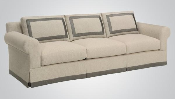 3600 – Alternatives Sofa – Burton James Intended For Burton James Sectional Sofas (Image 6 of 20)