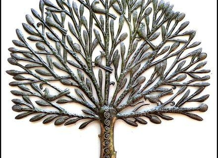 37 Bronze Metal Wall Art, Oak Tree Metal Wall Art Copper/bronze For Copper Oak Tree Wall Art (Image 8 of 20)