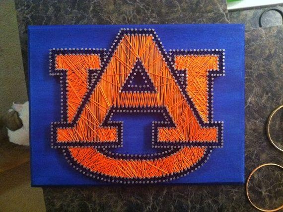 397 Best Auburn University Images On Pinterest | Auburn Tigers Intended For Auburn Wall Art (Image 3 of 20)