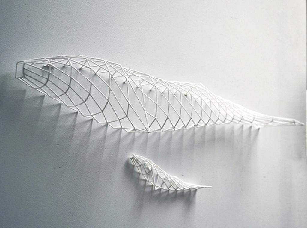 3D Printed Wall Art Products Sculpture And 3D On Pinterest With Regard To 3D Printed Wall Art (Image 8 of 20)