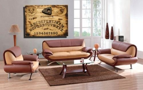 3D Sculptured Wall Hanging Wooden Ouija Board, Rustic, Sepia For Ouija Board Wall Art (Image 2 of 20)