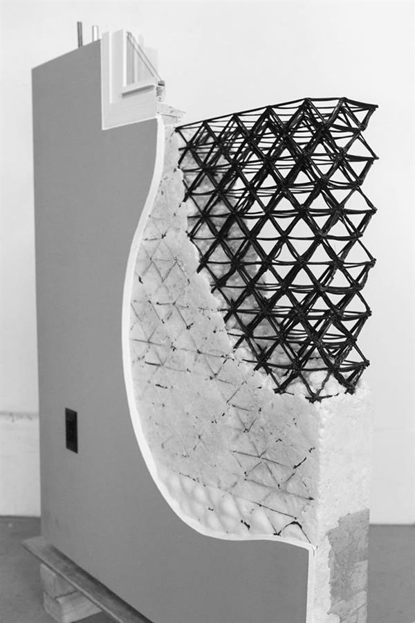 3Ders – Our Top 27 3D Printed Housing And Construction In 3D Printed Wall Art (Image 10 of 20)