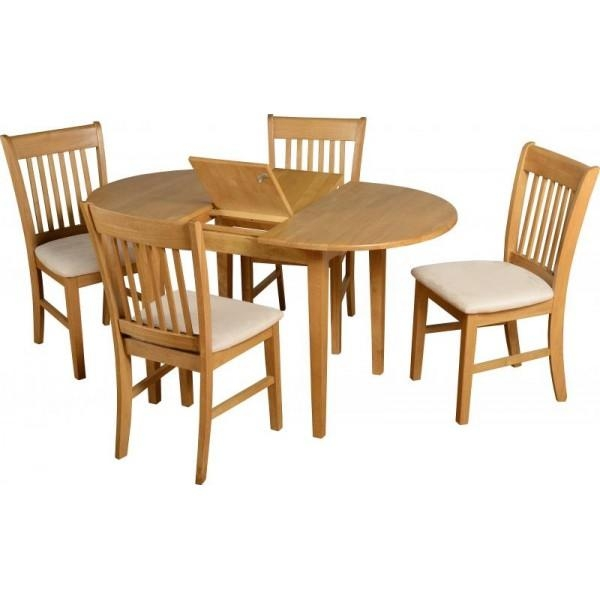 4 Chair Dining Table – Coredesign Interiors With Regard To Recent Extendable Dining Tables And 4 Chairs (Image 1 of 20)