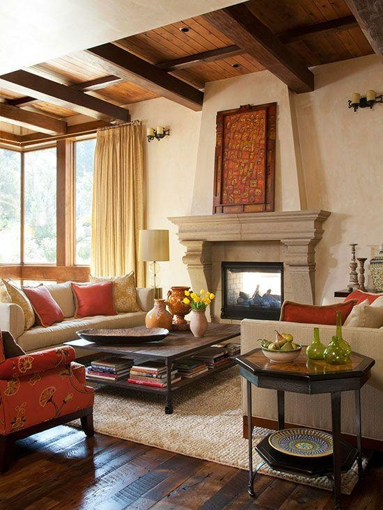 Italian Living Room Design