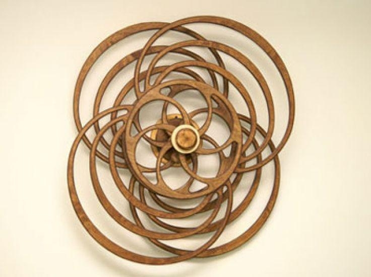 46 Best Kinetic Sculpture Images On Pinterest | Kinetic Art In Kinetic Wall Art (Image 3 of 20)