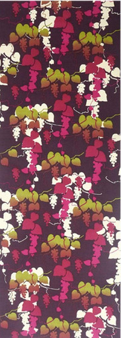 46 Best Textile Design Images On Pinterest | Textile Design, Print Within Grape Colour Wall Art (Photo 15 of 20)