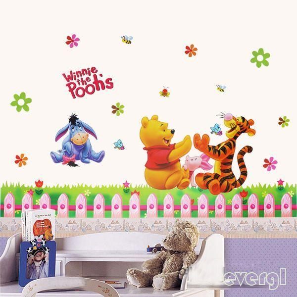 46 Best Winnie The Pooh Baby Room Images On Pinterest | Babies Inside Winnie The Pooh Wall Decor (Image 2 of 20)