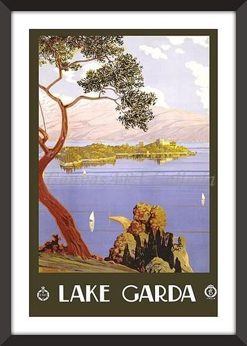 48 Best Italian Travel Posters Images On Pinterest | Vintage Within Italian Travel Wall Art (Image 6 of 20)
