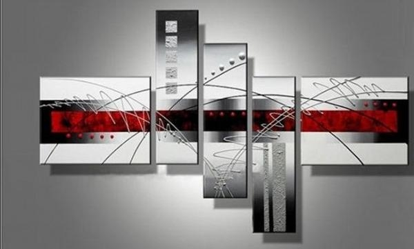 Featured Image of Five Piece Wall Art
