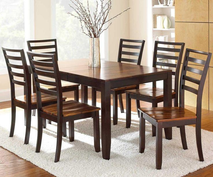 50 Best Dining Sets Images On Pinterest | Dining Sets, Dining In 2017 Wood Dining Tables And 6 Chairs (Image 3 of 20)
