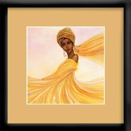 53 Best African American Art Images On Pinterest | Afro Art, Black Within Framed African American Wall Art (Image 3 of 20)