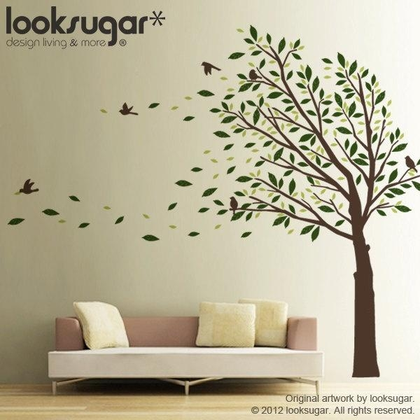 53 Best Tree Of Life Wall Stickers & Decals Images On Pinterest Throughout Tree Of Life Wall Art Stickers (View 8 of 20)