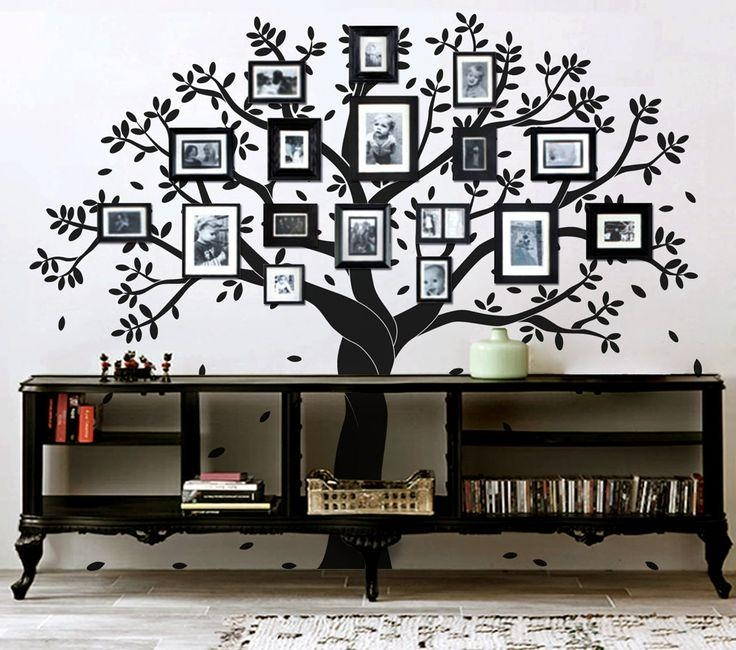 53 Best Tree Wall Decals Images On Pinterest | Tree Wall Decals Within Tree Of Life Wall Art Stickers (Photo 5 of 20)