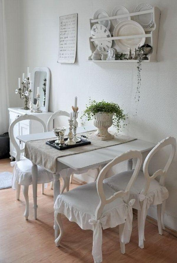 547 Best Shabby Chic Dining Images On Pinterest | Live, Shabby Inside Recent Shabby Chic Dining Chairs (Photo 12 of 20)