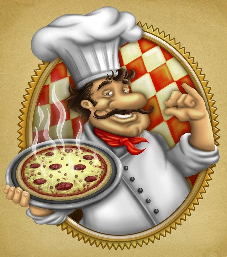 Featured Image of Italian Chef Wall Art