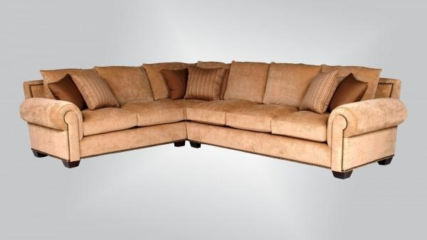 568 – Sectional – Burton James Within Burton James Sectional Sofas (Image 11 of 20)