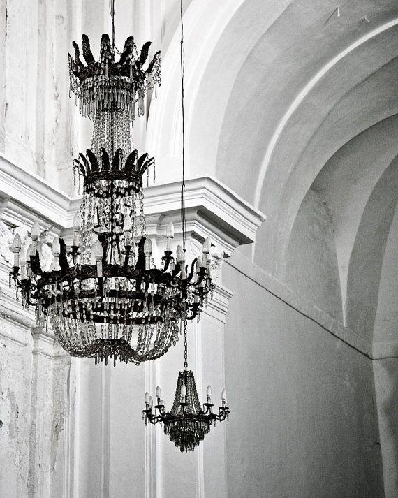 57 Best To Do List @ Home – Chandeliers Images On Pinterest Regarding Black And White Italian Wall Art (Image 6 of 20)
