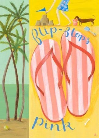 59 Best Life Is Better In Flip Flops!!! Images On Pinterest | Flip With Flip Flop Wall Art (Image 4 of 20)