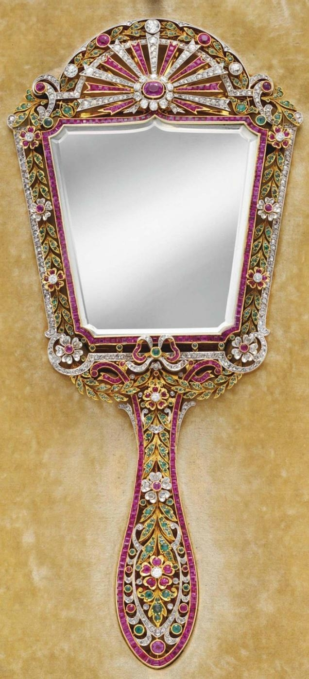 59 Best Mermaid Mirrors & Combs Images On Pinterest | Mirror Inside Small Diamond Shaped Mirrors (Image 2 of 20)