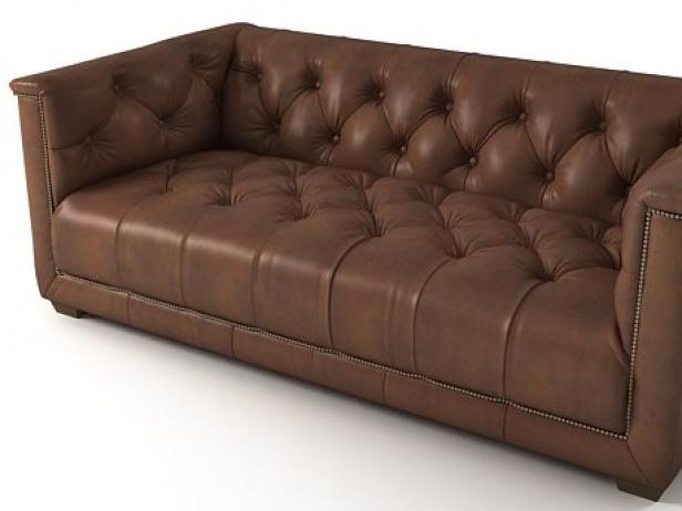 6' Savoy Sofa 3D Model | Restoration Hardware Pertaining To Savoy Sofas (Image 4 of 20)