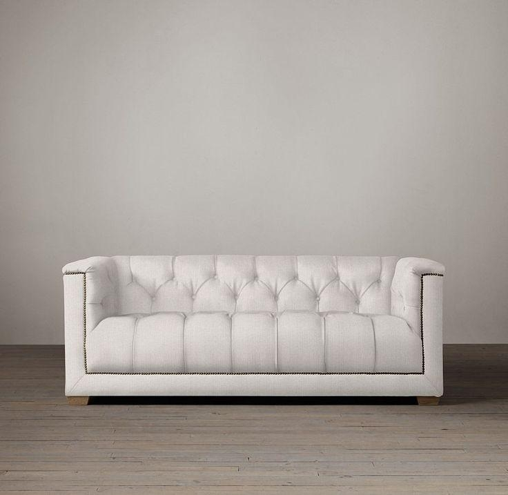 6' Savoy Upholstered Sofa | Sofas | Restoration Hardware With Regard To Savoy Sofas (Image 5 of 20)