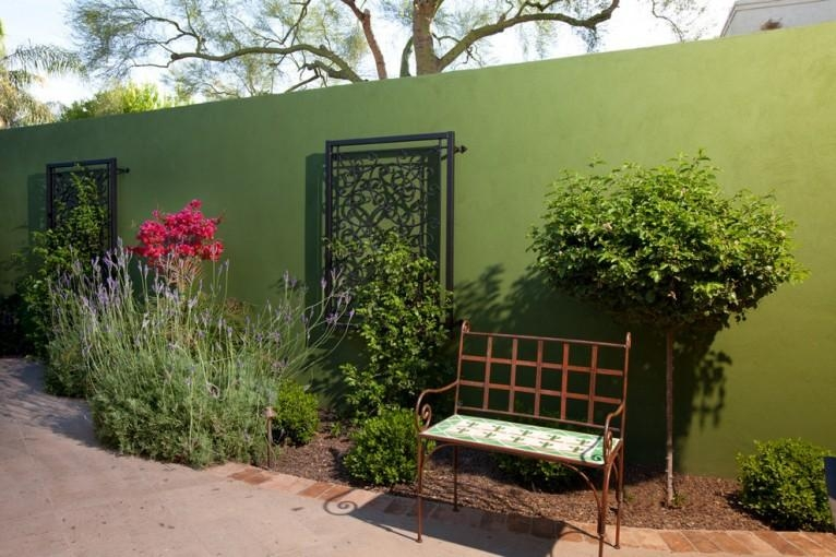 6 Unexpected Décor Pieces For Your Outdoor Living Space – The With Regard To Outdoor Metal Art For Walls (Image 1 of 20)