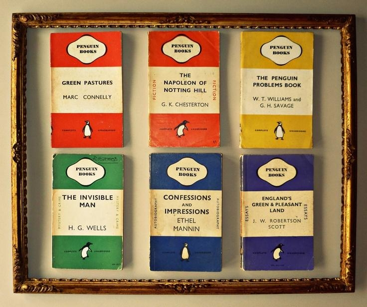 Top 20 Penguin Books Wall Art | Wall Art Ideas