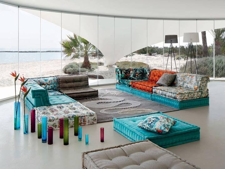 62 Best Mah Jong Images On Pinterest | Modular Sofa, Missoni And Sofas Throughout Mahjong Sofas (Image 5 of 20)