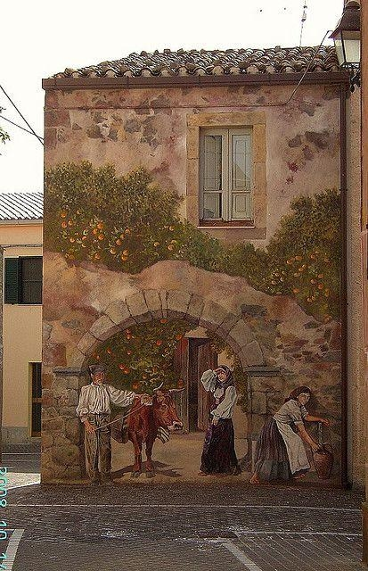 63 Best Italian Murals Images On Pinterest | Wall Murals, Mural For Italian Art Wall Murals (Photo 15 of 20)