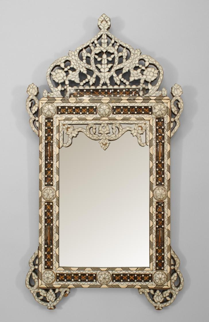 64 Best Antique Frames Mirrors Images On Pinterest | Antique Pertaining To Frames Mirrors (Image 2 of 20)