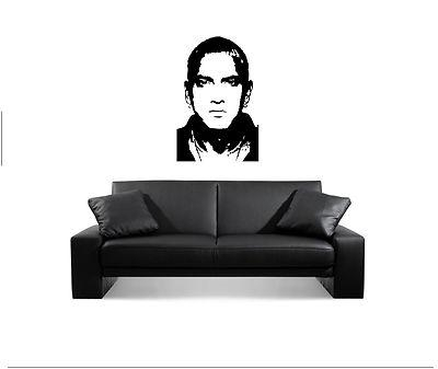 65 Eminem Wall Art Bedroom Stickers Wall Decal Vinyl Graphic With Eminem Wall Art (Image 3 of 20)