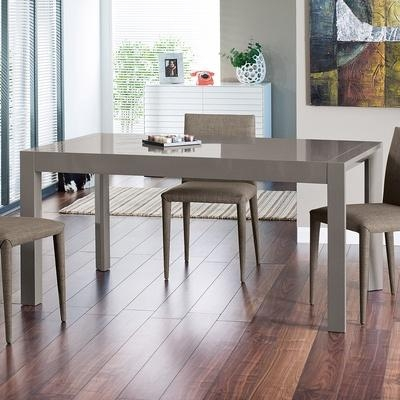 66 Best Dining Images On Pinterest | Dining Tables, Dining Room Pertaining To Grey Gloss Dining Tables (Photo 20 of 20)