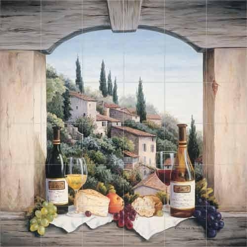 66 Best Italian Mural Elements Images On Pinterest | Wall Murals Within Italian Art Wall Murals (Photo 14 of 20)