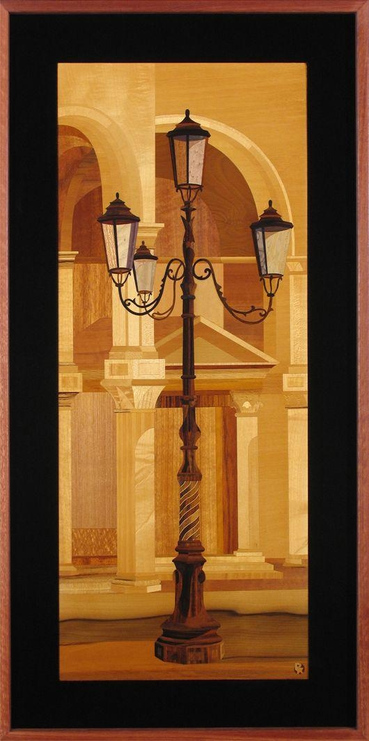 696 Best Taracea Images On Pinterest | Marquetry, Pyrography And Pertaining To Italian Inlaid Wood Wall Art (Image 6 of 20)