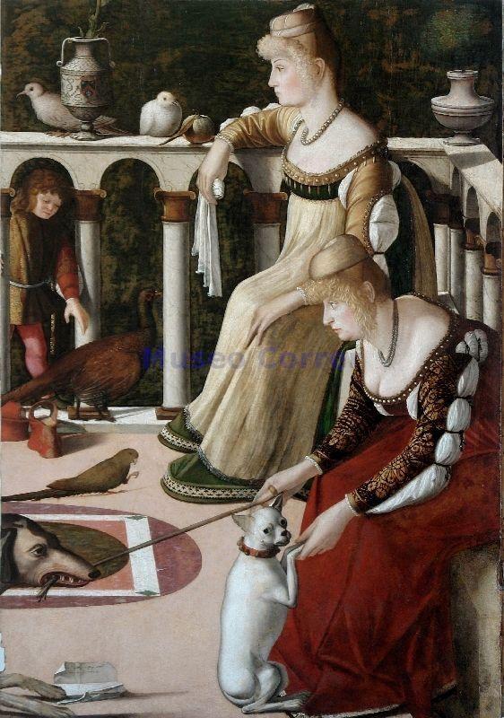 7 Best Costume History Early Italian Renaissance C. 1450 1550 With Regard To Italian Renaissance Wall Art (Photo 20 of 20)