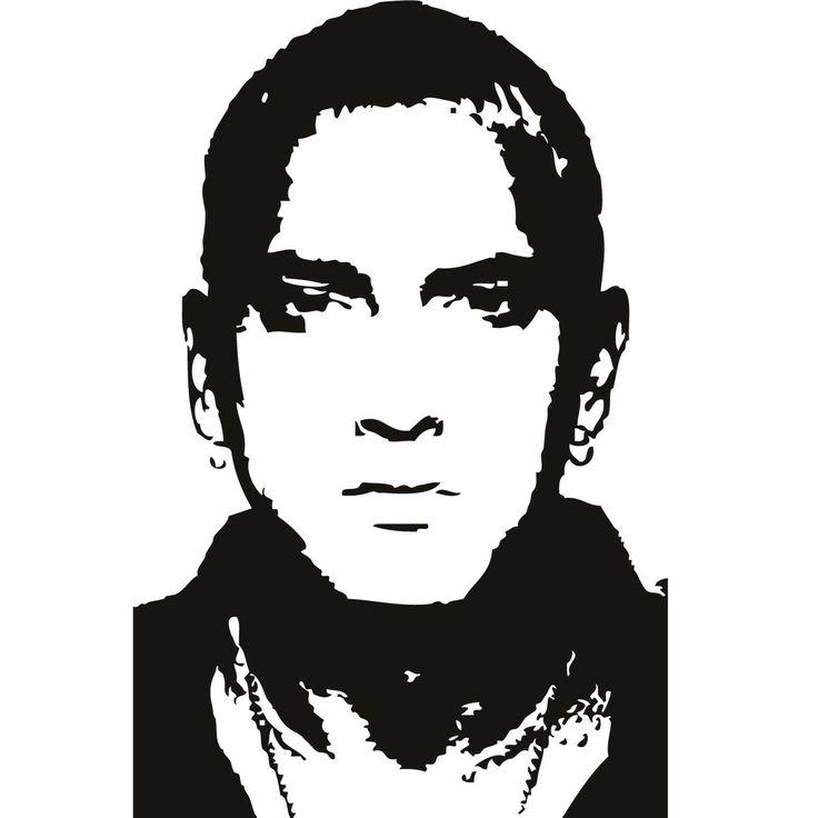 7 Best Drawings Images On Pinterest | Drawings, Hiphop And Eminem Regarding Eminem Wall Art (Photo 5 of 20)