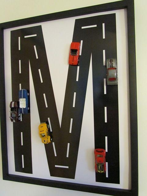 76 Best Hotwheels Images On Pinterest | Children, Bedroom Ideas Within Hot Wheels Wall Art (Image 4 of 20)