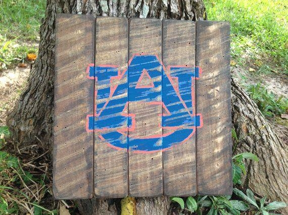 78 Best Reclaimed Wood Art Images On Pinterest | Reclaimed Wood Intended For Auburn Wall Art (Image 7 of 20)