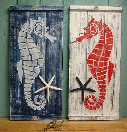 780 Best I Love The Seahorse Images On Pinterest | Seahorses, Clip Throughout Sea Horse Wall Art (Image 4 of 20)