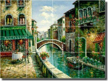 8 Best Favorite Places & Spaces Images On Pinterest | Italian Intended For Italian Garden Wall Art (View 16 of 20)
