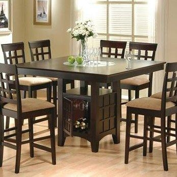 8 + Seat Kitchen & Dining Tables You'll Love | Wayfair Intended For Most Current Dining Room Tables (Image 2 of 20)