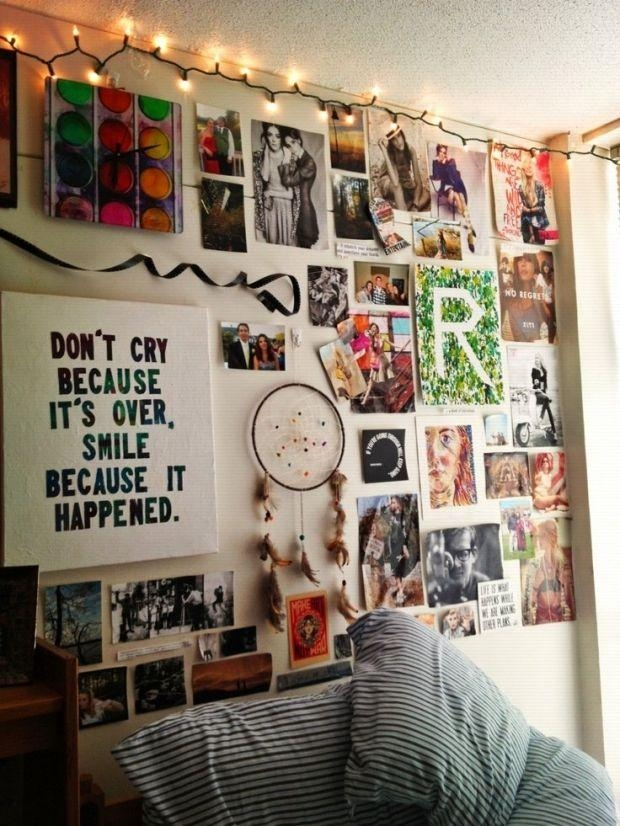 80 Best Mu Cribs Images On Pinterest | Home, College Apartments Regarding Wall Art For College Dorms (Image 3 of 20)