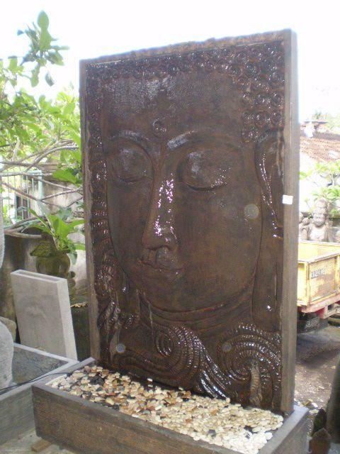 85 Best Garden Images On Pinterest | Balinese, Cement And Garden Pertaining To Buddha Outdoor Wall Art (Photo 15 of 20)