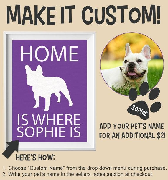 8X10 Westie Wall Art Illustrated Dog Art Westie Decor Throughout Westie Wall Art (View 9 of 20)